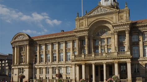 Birmingham Council House and Art Gallery.   Hoare Lea