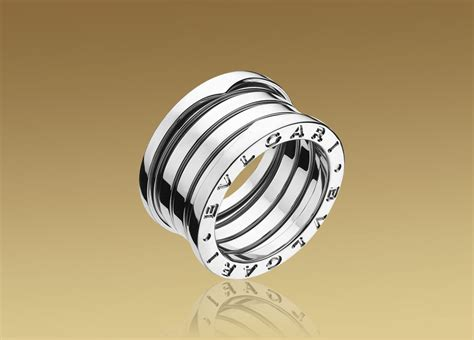 bvlgari ring bulgari b zero1 collection