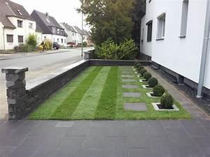 Vorgarten Stellplatz Gestalten : vorgartengestaltung garten und landschaftsbau bowles in duisburg ~ Markanthonyermac.com Haus und Dekorationen