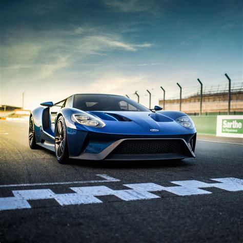 Wallpaper Ford Gt, 2017 Cars, Supercar, Ford, 4k
