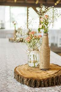 table centerpiece ideas Stunning Handmade Wedding Table Decorations | CHWV