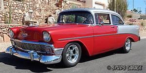 Spud U0026 39 S Garage - 1956 Chev 210 Resto Mod