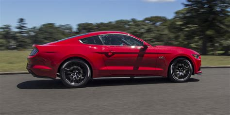 2016 Mustang Gt by 2016 Ford Mustang Gt Review Caradvice