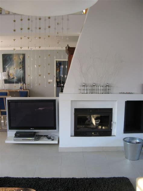 renover une cuisine rustique moderniser une cheminée