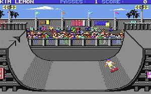 The Games We Played – Skate Or Die (C64)   OhGizmo!