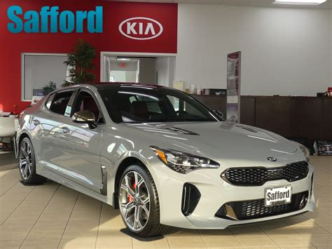 2019 Kia Stinger by New 2019 Kia Stinger Gt2 4dr Car In Salisbury K6046300