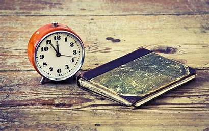 Clock Writing Expressive Booking Mood Wallpapers Backgrounds