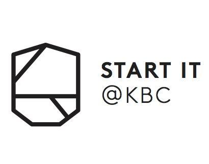 Startit @KBC - Cluster Software.brussels