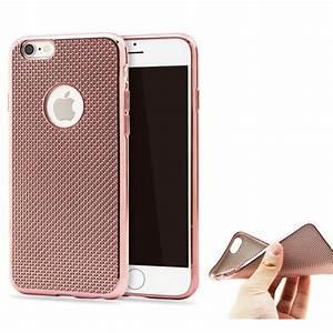 Coque Rose Iphone 6 : coque silicone souple rose pour iphone 6 6s ~ Teatrodelosmanantiales.com Idées de Décoration