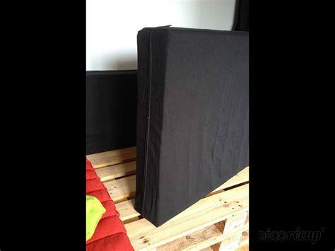 housse pour assise de canapé housses pour assise mousse de canapé palette par une