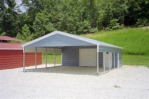 Garage Carport Kombination : steel carport kits metal carport kits 595 ~ Sanjose-hotels-ca.com Haus und Dekorationen