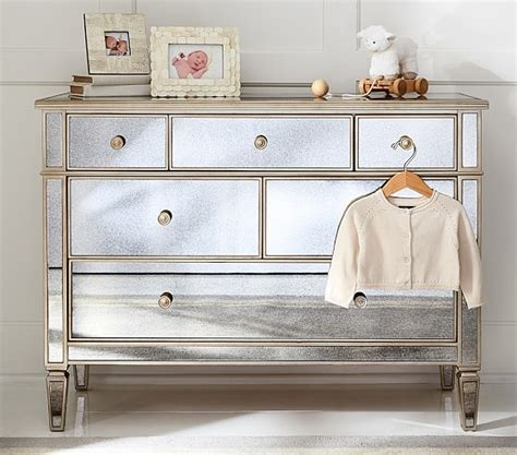 Pier 1 Imports Mirrored Chest by Image Gallery Mirrored Dresser
