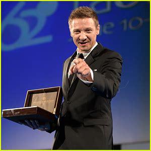 Jeremy Renner Honored Taormina Film Festival