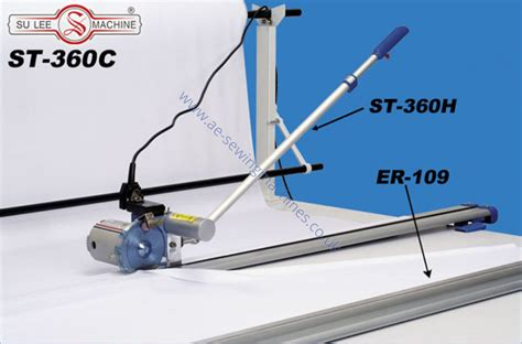 Su Lee St-360c Manual Lay End Cutter