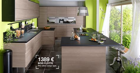 prix installation cuisine lapeyre cuisine lapeyre photo 6 20 en bois flotté prix 1389