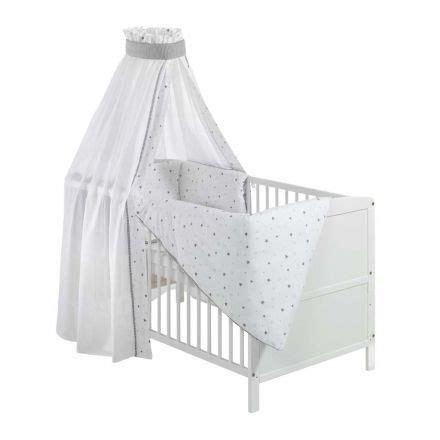 schardt mitwachsendes babybett mit himmel und nestchen