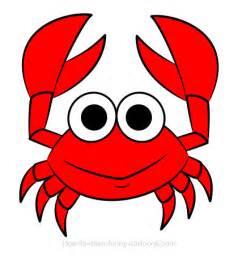Crab Drawing