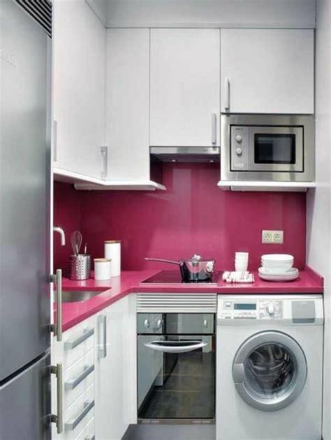 cuisine petit espace design comment aménager une cuisine idées en photos