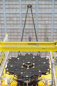 All Primary Mirrors Fully Installed on NASA's James Webb ...
