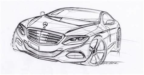 Heute leistet ein g 63 mit 585 ps mehr als achtmal so viel. Neue S-Klasse: Mercedes-Benz teasert mit Zeichnungen neues Modell an - Mercedes-Benz Passion ...