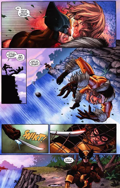 wolverine vs thing - Battles - Comic Vine