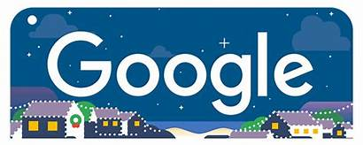 Holidays Hemisphere Southern Google Doodles Christmas Doodle