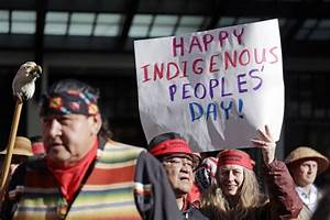 Detroit to ditch Columbus Day for Indigenous Peoples Day ...
