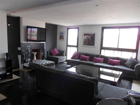 chambre à coucher originale locations appartement 3 chambres hivernage marrakech
