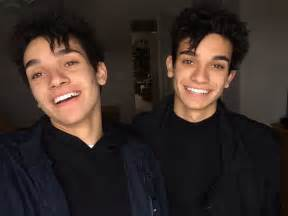 Lucas and Marcus Dobre 2016