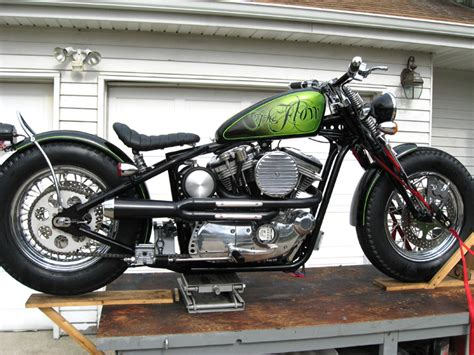 Custom Built Motorcycles