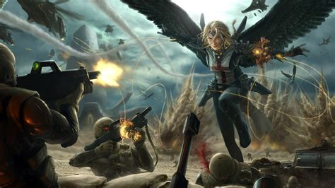download anime angel of death kinds of wallpapers anime angel of death wallpaper