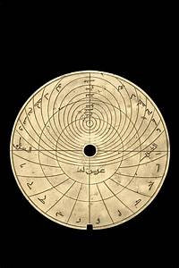 Astrolabe image report (inventory number 53307)