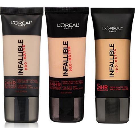 L Oreal Infallible Pro Matte Foundation jual loreal infallible pro matte foundation l