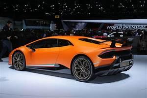 New Lamborghini Huracan Performante