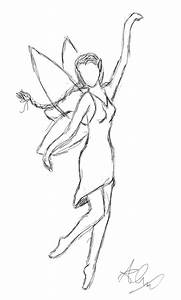 Drawing Fairy By Pencil And Sketch Draw A Pretty Fairy ...