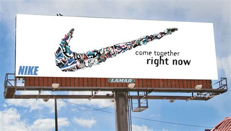 nike billboard paavodesign