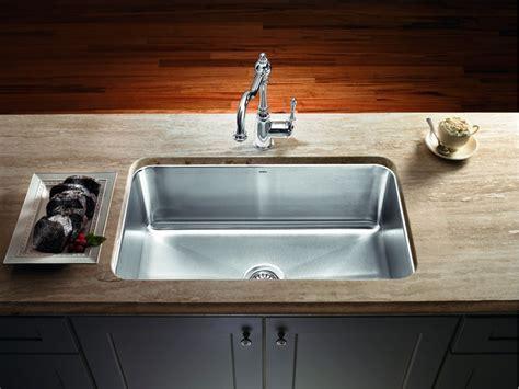 undermount kitchen sink granite   KITCHENTODAY