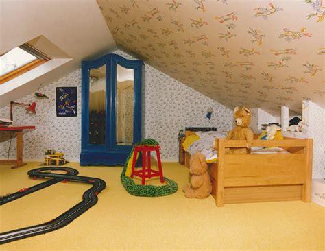 chambre d enfants chambre d 39 enfants aménagement de combles harnois