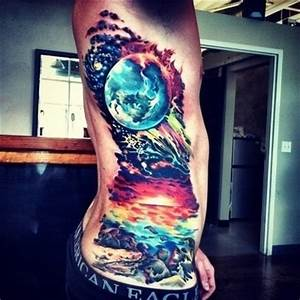 Best Galaxy Tattoos - Trend Fashion - Wear The Universe On ...
