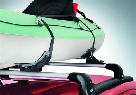 porta kayak per auto nuova fiat panda gli accessori disponibili