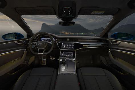 2019 Audi A7 Interior by Audi A7 Sportback 2019 Azul Interior Totalmente Digital