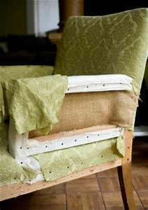 DIY Reupholster Your Furniture