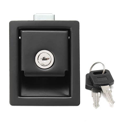rv door locks rv paddle entry door lock latch handle knob deadbolt new