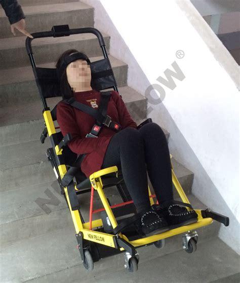 chaise portoir electric stair climbing chair evacuation chair nf wd01