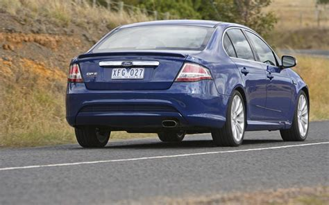 Ford Falcon Turbo Drive First