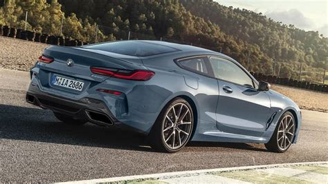 Bmw 8 Series Coupe Backgrounds by Bmw 8 Series Coupe 2018 Revealed Car News Carsguide