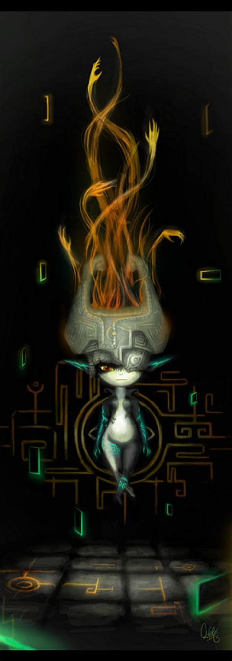 Midna Legend Of Zelda Twilight Princess Because This Was