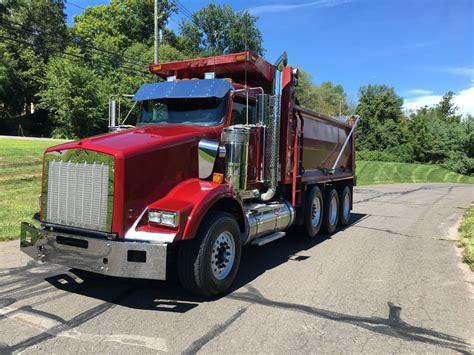 all kenworth trucks 2014 kenworth t800 tri axle dump truck