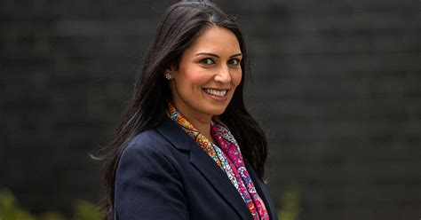 Priti Patel forced to apologise after meeting Netanyahu in ...