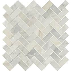 ms international arabescato carrara herringbone pattern 12